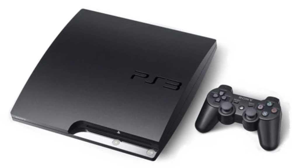 کنسول بازی PS3 ظرفیت 160GB