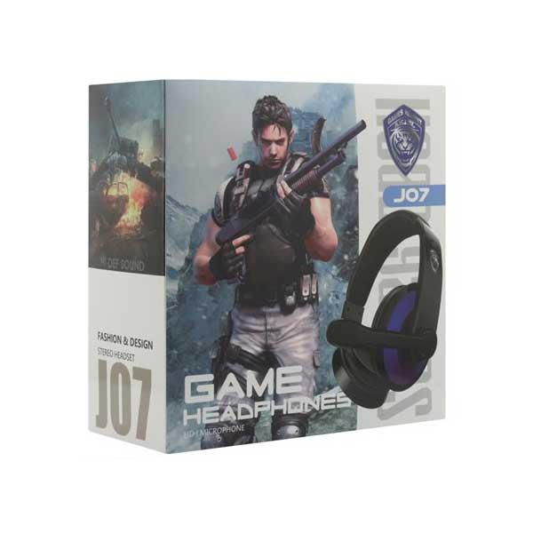 خرید هدست گیمینگ مدل headset J07