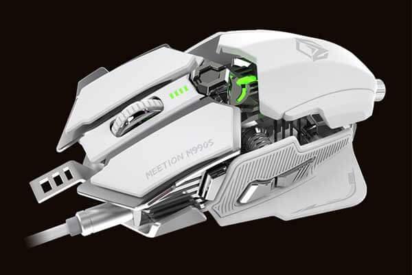 ماوس گیمینگ میشن مدل Meetion MT-M990S