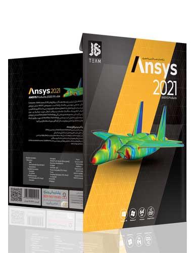 نرم افزار انسیس ANSYS نشر JB TEAM
