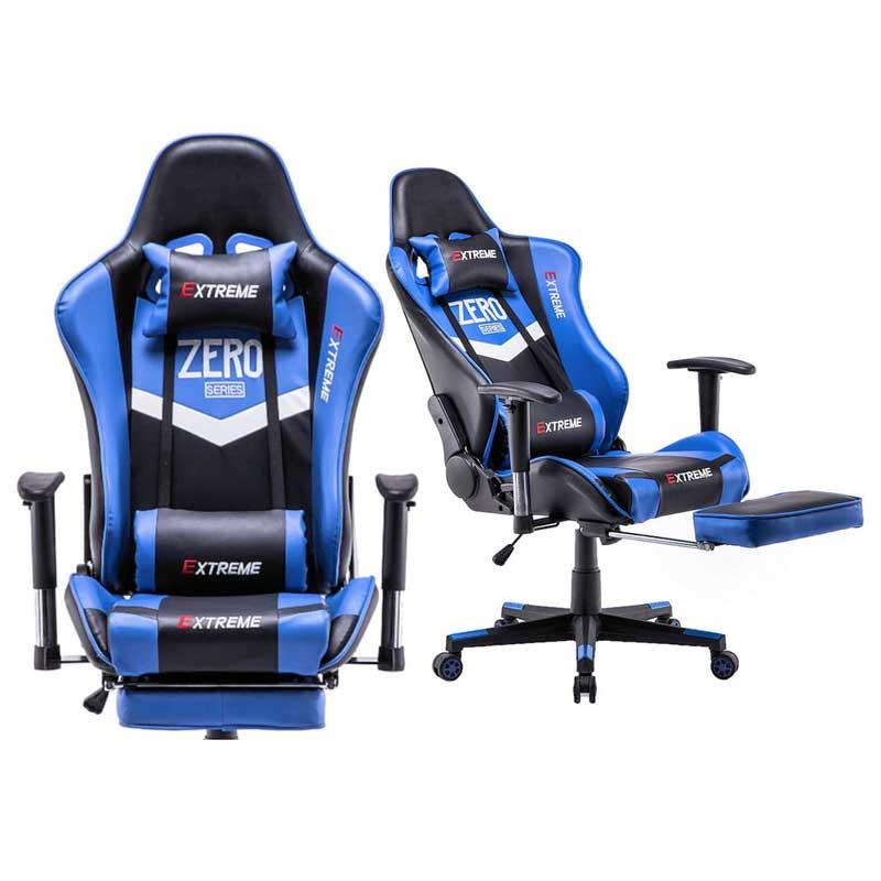 خرید صندلی گیمینگ Extreme سری Zero Blue