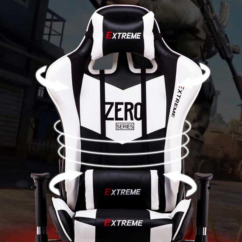 خرید صندلی گیمینگ Extreme سری Zero White