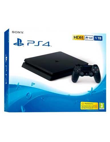 جعبه خالی کنسول PS4