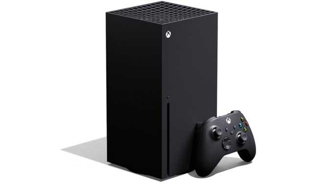 کنسول بازی مایکروسافت مدل Xbox Series X