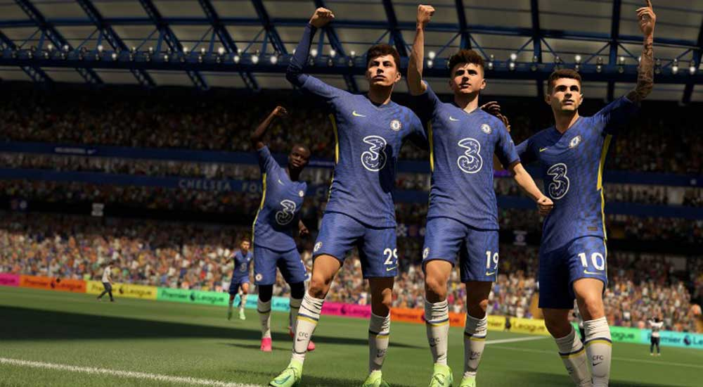 خرید بازی فیفا FIFA 22 برای PS4