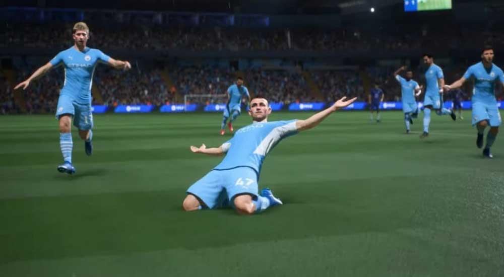 خرید بازی فیفا FIFA 22 برای نینتندو سوییچ