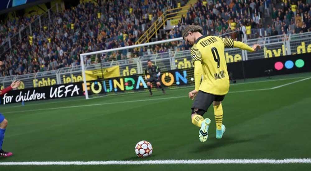 خرید بازی فیفا FIFA 22 برای PS5