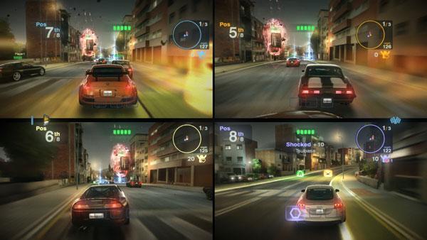 بازی کامپیوتری BLUR نشر پرنیان