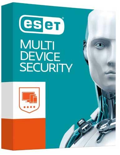 آنتی ویروس اورجینال 5 کاربره ESET Multi Device Security Pack
