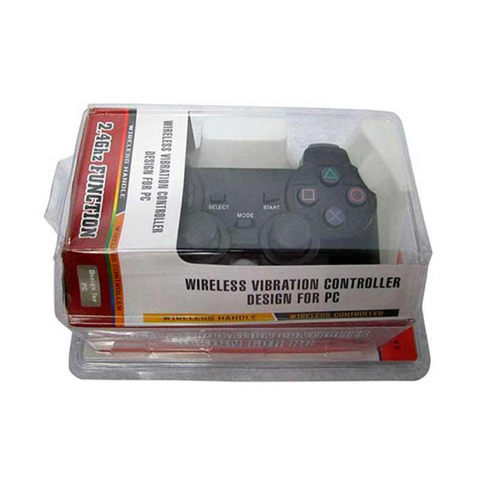 خرید دسته بازی بی سیم با دانگل USB