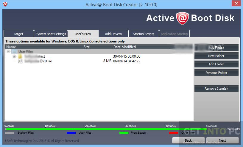 نرم افزار Boot Disk Collection 2021