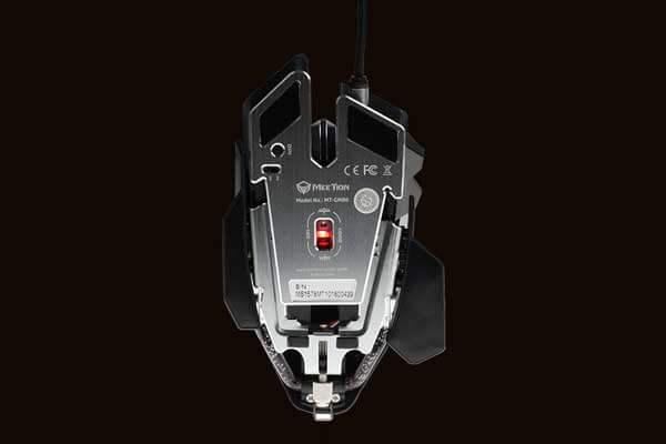 ماوس گیمینگ میشن مدل Meetion MT-GM80
