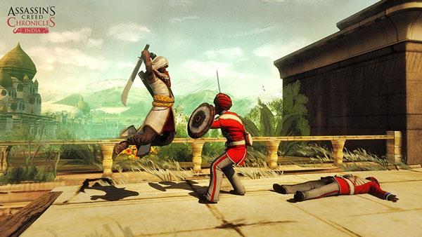 بازی ASSASSINS CREED CHRONICLES ویژه کنسول PS4