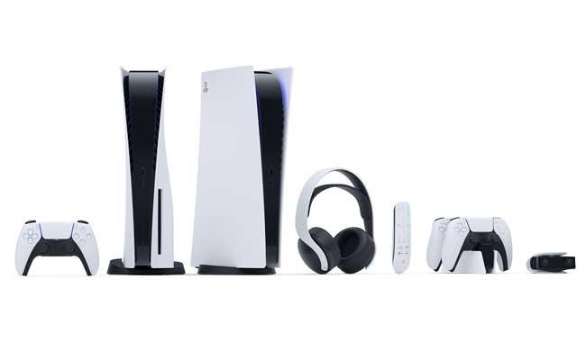 کنسول سونی پلی استیشن مدل PS5