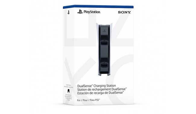 شارژر دسته پلی استیشن PS5 مدل DUALSENSE
