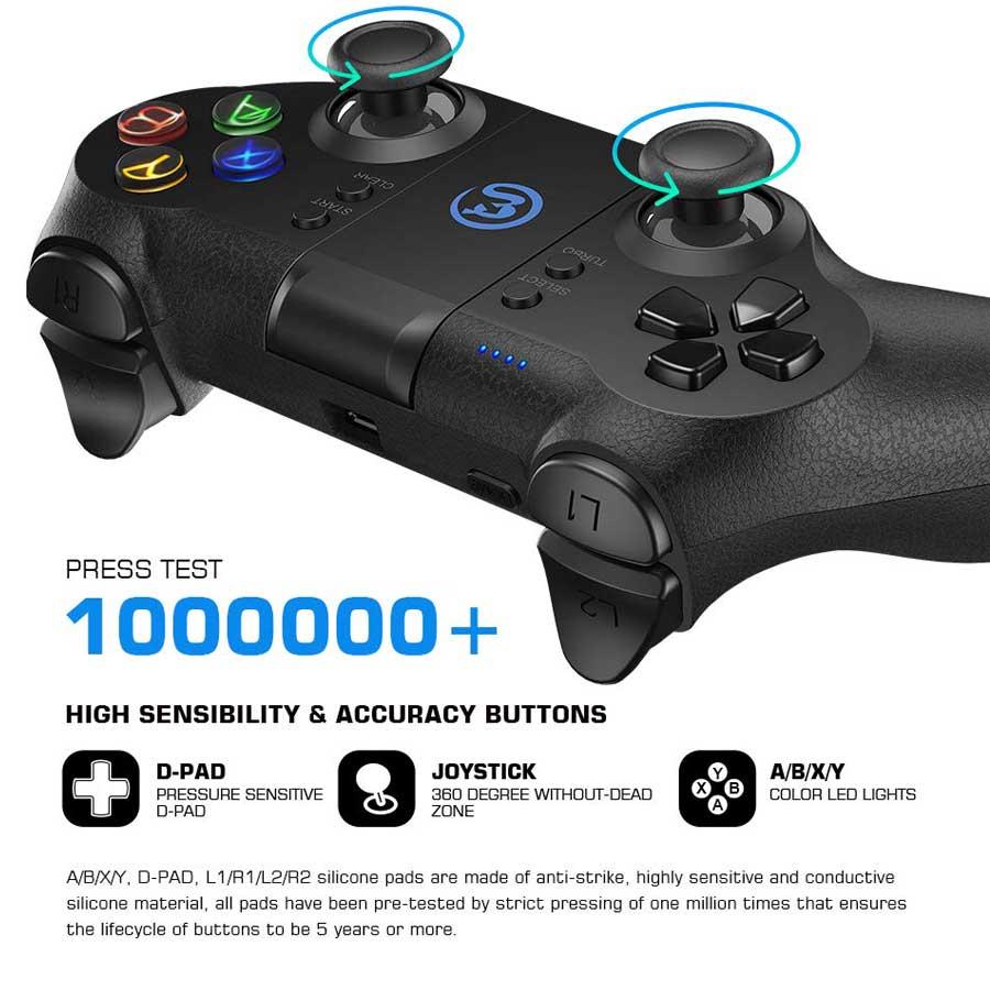 خرید دسته بازی مدل GameSir PRIME T1s