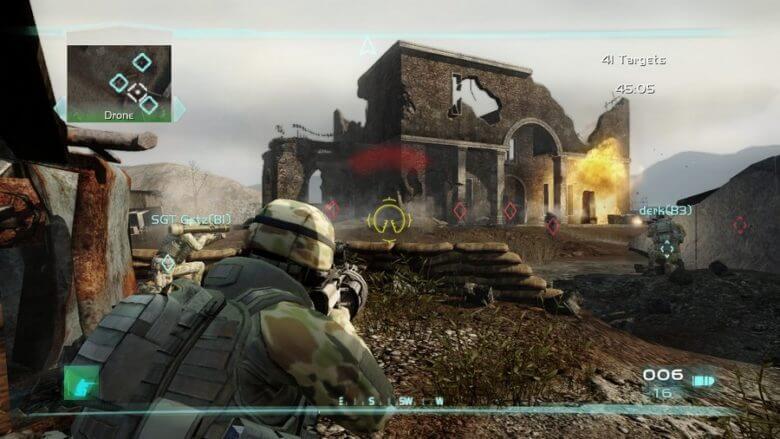 خرید بازی کامپیوتری Ghost Recon Advanced Warfare 2
