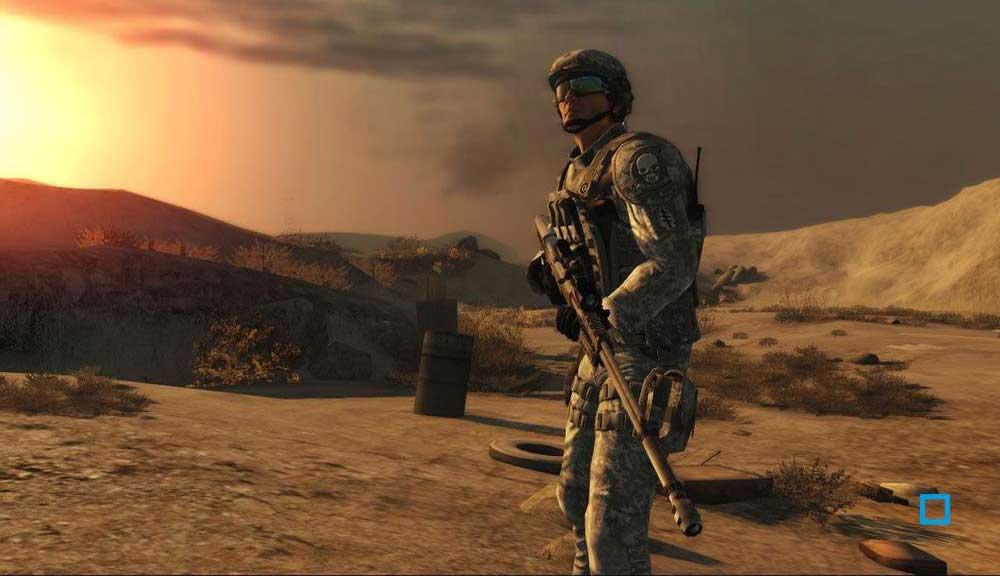 خرید بازی کامپیوتری Call of Duty Ghost