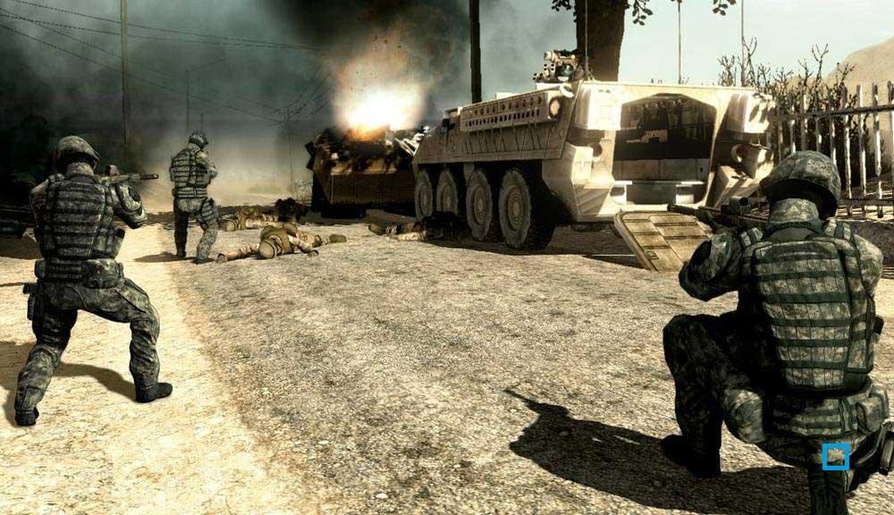 بازی کامپیوتری Ghost Recon Advanced Warfare