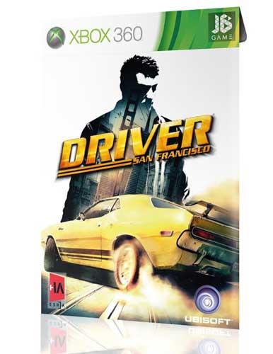 خرید بازی Driver کنسول XBOX 360
