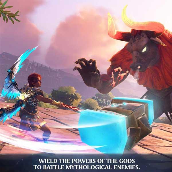 بازی Immortals Fenyx Rising ویژه کنسول PS5