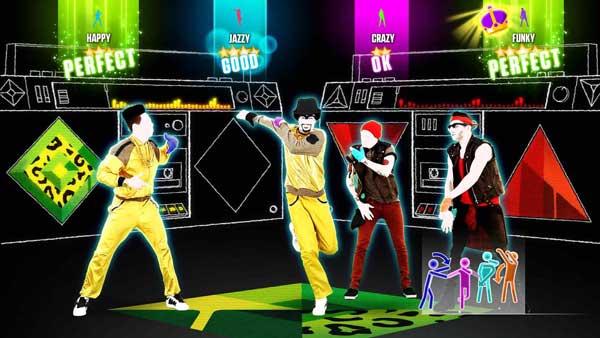 بازی JUST DANCE 2015 ویژه کنسول PS4