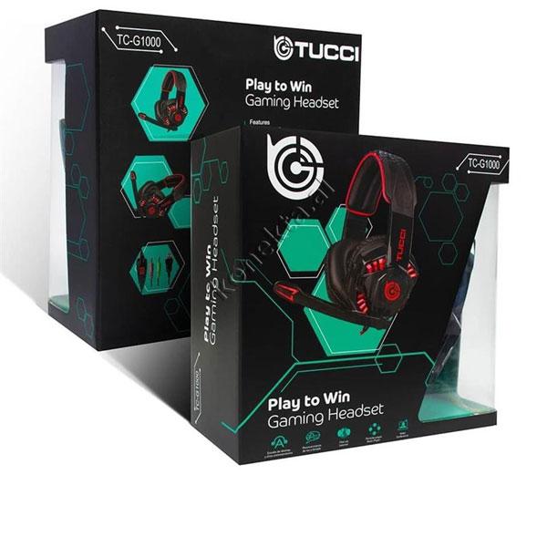 هدست گیمینگ توچی مدل Tucci TC-G1000