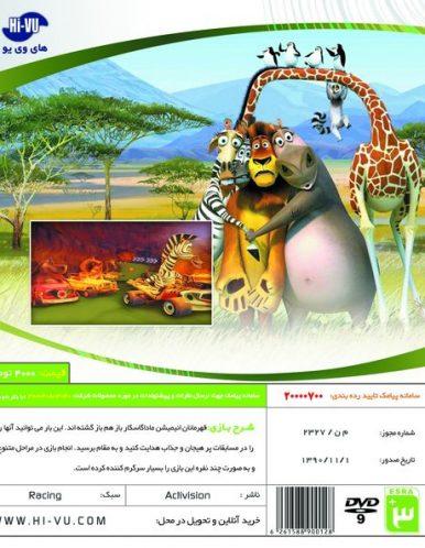 بازی MADAGASCAR Scape Africa XBOX 360