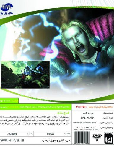 بازی THOR God Of Thunder Xbox 360