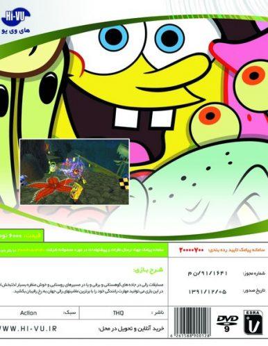 بازی SPONGEBOBS Truth Or Squqre Xbox 360