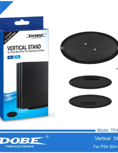 استند عمودی پلی استیشن 4 اسلیم و پرو دابی – VERTICAL STAND PLAYSTATION 4 PRO AND SLIM DOBE