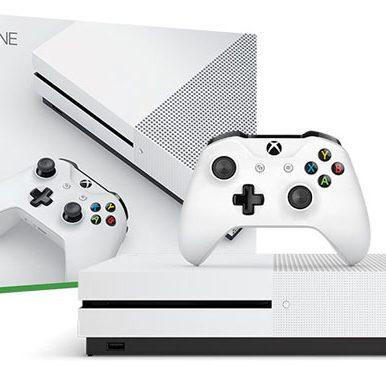 کنسول بازی ایکس باکس وان اس مدل Xbox One S 1TB با بازی