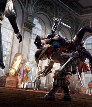 بازی کامپیوتر Assassins Creed IV Black Flag Freedom Cry گردو