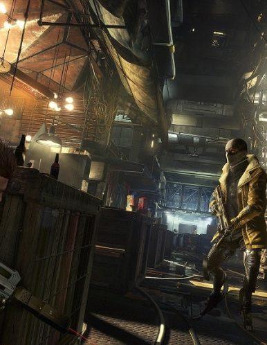 بازی کامپیوتر Deus Ex Mankind Divided