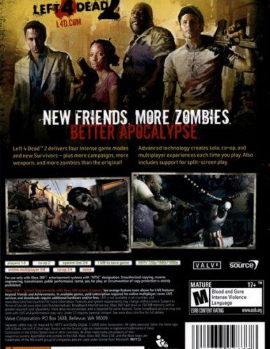 بازی کامپیوتر Left 4 Dead 2 گردو