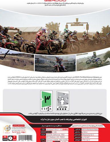 بازی MXGP3 The Official Motocross کامپیوتر گردو