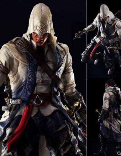 اکشن فیگور اساسین وایت Kai Edward Kenway Assassin's Creed Action Figure