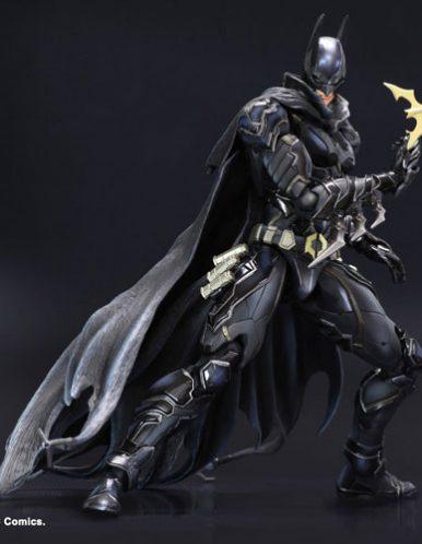 اکشن فیگور بتمن پلی آرت DC Comics Variant Play Arts Kai Batman Figure Square Enix